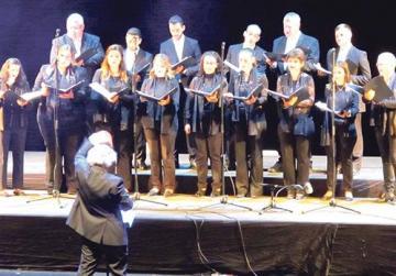 Gaulitanus Choir returns from Corsica festival