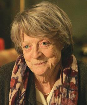 Maggie Smith in My Old Lady.
