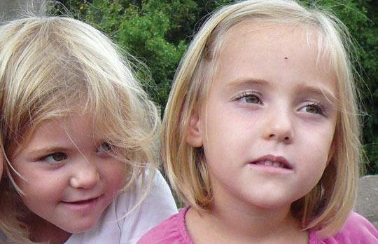 mother of missing swiss girls raises question of accomplice