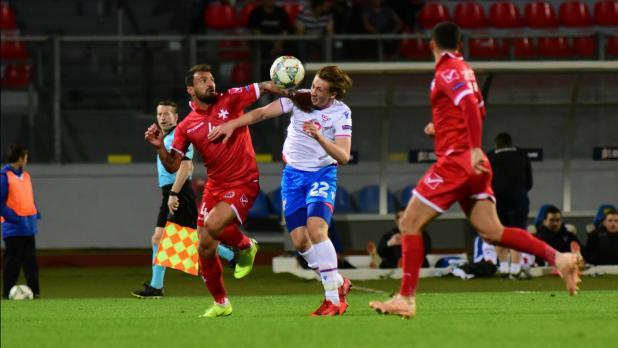 Malta and the Faroe Islands shared the spoils in a 1-1 draw in their last meeting on Maltese soil.