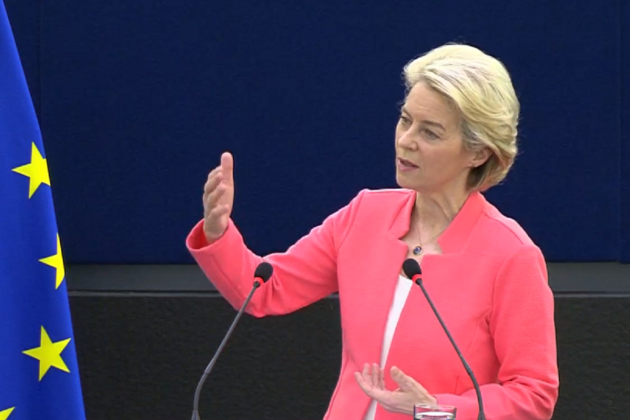 Watch: Von der Leyen welcomes Malta rule of law reforms in annual address