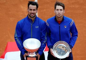 Fognini becomes first Italian champion in Monte Carlo in 51 years