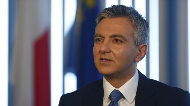 Simon Busuttil will serve for four years.