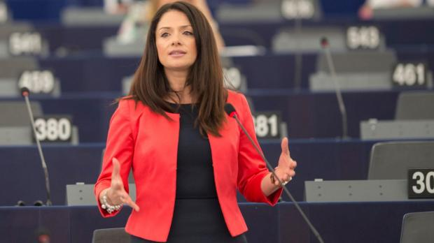 Miriam Dalli emphasised how important education is in preventing cybercrime.