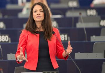 Miriam Dalli is the first MEP elected