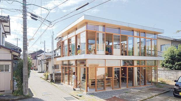 Tetsuo Kondo of Tetsuo Kondo Architects (Japan): Nakade House.