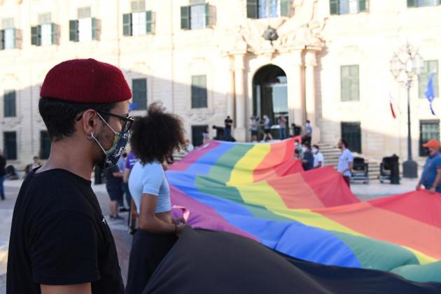 Annual pride celebration replaced by brief symbolic meeting outside Castille