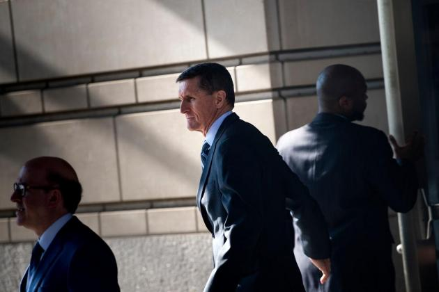 Former Trump advisor Flynn asks to change plea in Russia probe