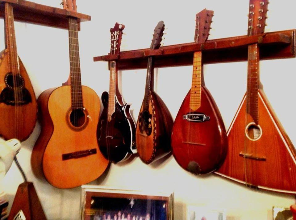 Instruments built by Carmelo