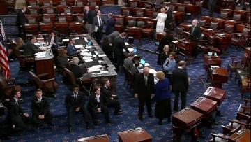 US Senate votes to end Trump's border emergency