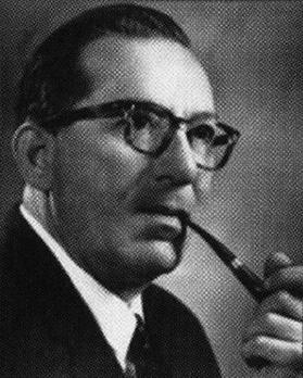Dom Mintoff in the 1950s.