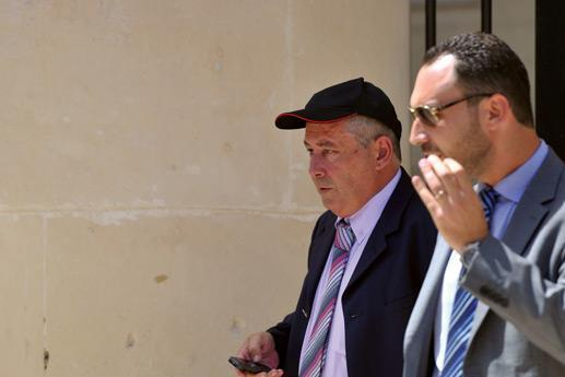 Vincent Muscat, along with the Degiorgio brothers, stands accused of the murder of Daphne Caruana Galizia.