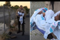 Baby found buried alive in Los Angeles