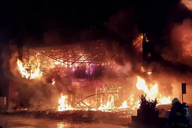 Taiwan building inferno kills 46, dozens injured