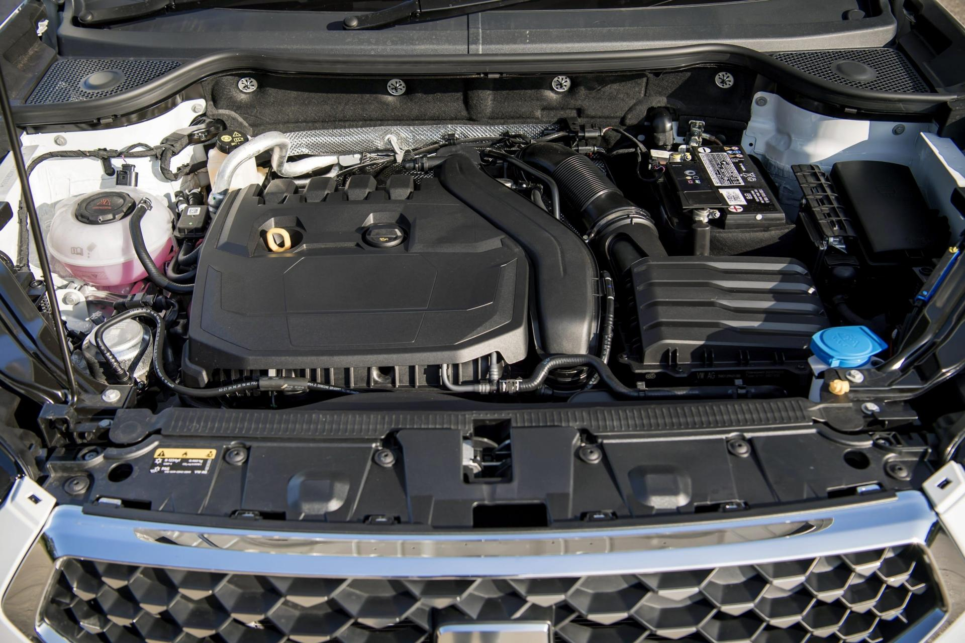 The Ateca is available with a variety of petrol and diesel engines.
