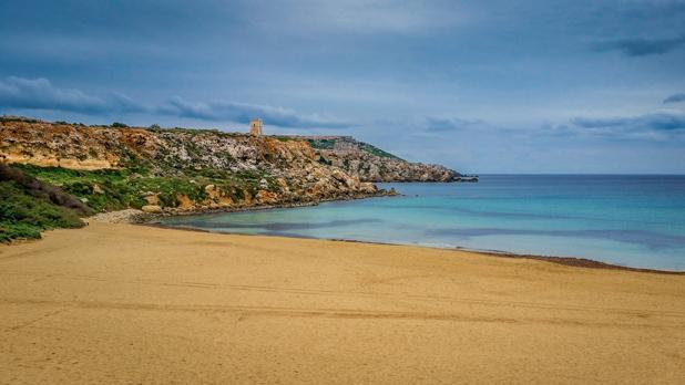 Għajn Tuffieħa. Photo: Claudia Sciberras