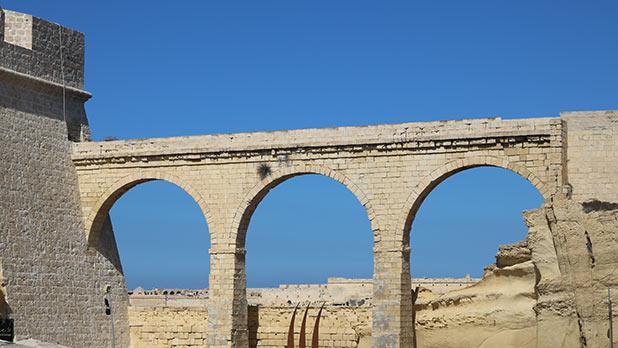 Fort St Angelo. Photo: John Hili