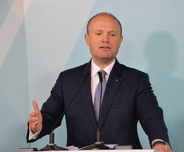 Be thankful for Malta's foreign influx, the Prime Minister told the people. Photo: PL