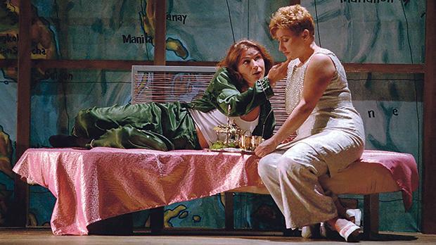 A scene from Aida