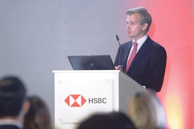 HSBC profits increase as strategy gains momentum
