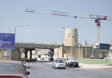 Plans for Qormi high-rise may be scuppered amid fears for historic windmill