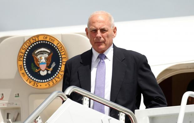 John Kelly has stamped his authority on the White House. Photo: Reuters