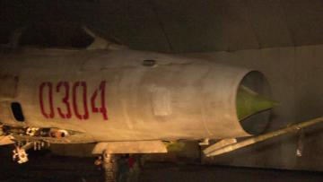 Watch - Fancy buying an old MiG fighter? Albania has plenty in storage