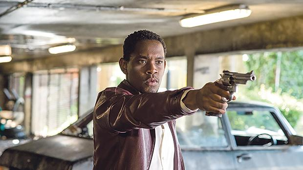 Aml Ameen is on a quest to avenge his brother's death in Yardie.