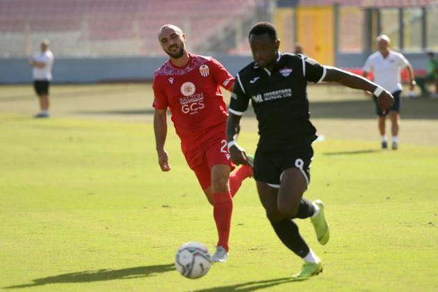 Kamara earns Balzan win over Lija Athletic