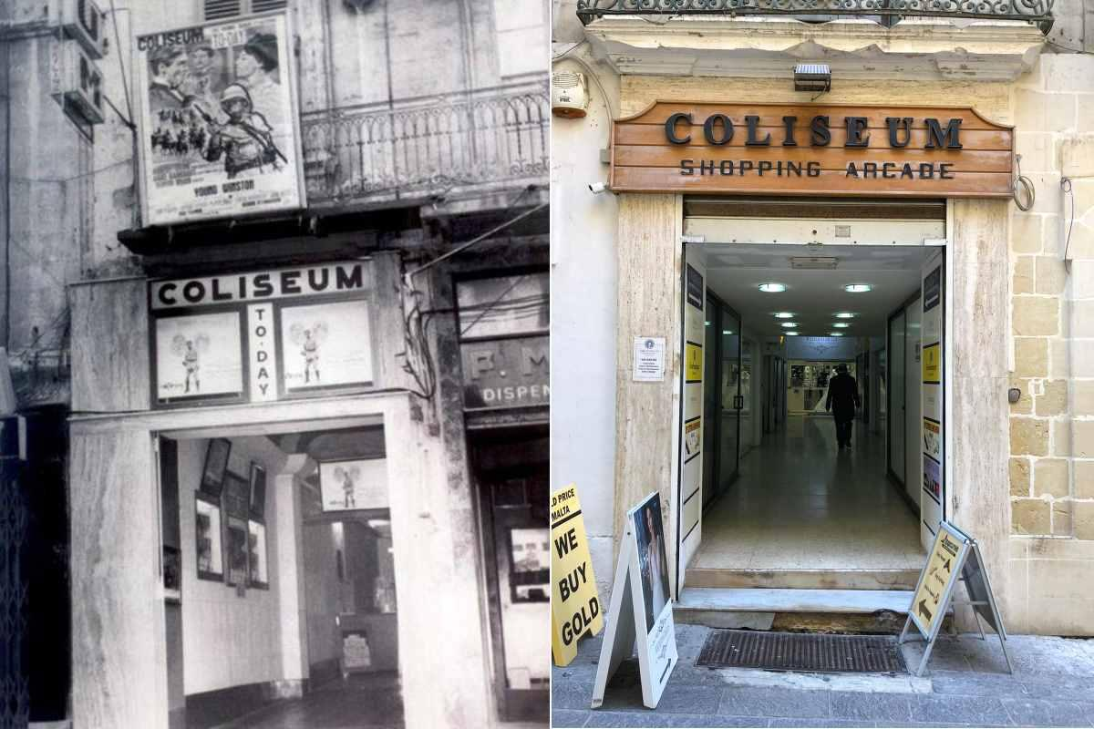 Valletta's Coliseum Complex bought by VBL Group