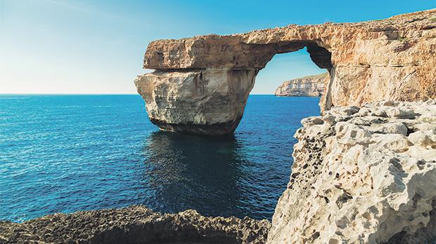 The Azure Window collapsed during a storm earlier this year.