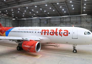 Air Malta adds a ninth aircraft to its fleet