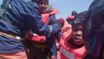 'Please help us,' NGO asks Malta after Salvini 'humiliates' migrants