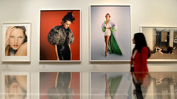 british vogue marks its first 100 years with exhibition