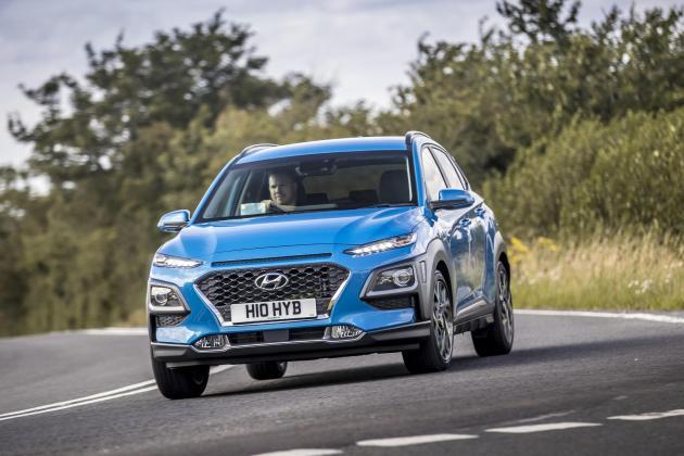 Hyundai's Kona Hybrid aims to provide best of both worlds