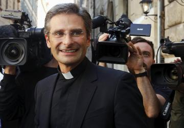 Vatican explains why it sacked gay priest