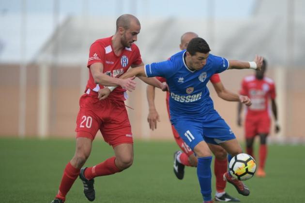 Jimenez's last-gasp goal sinks Tarxien