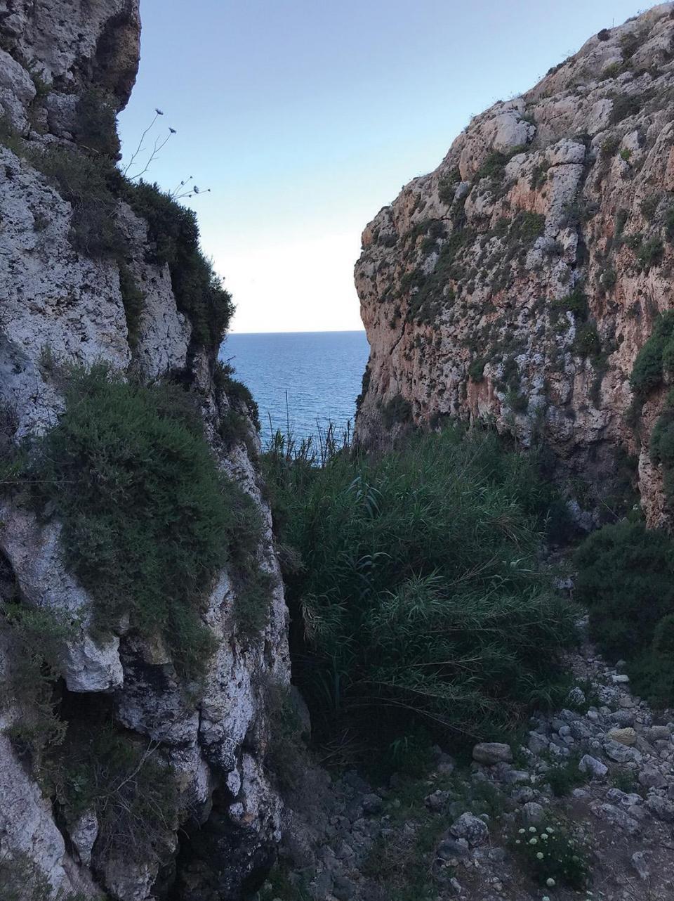 Wied Żnuber in Ħal Far.