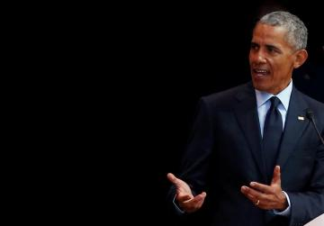 Watch: Obama says world should resist cynicism over rise of strongmen