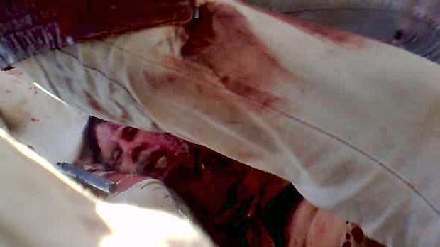 Libyan PM confirms Gaddafi's death