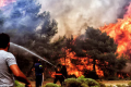 Mediterranean wildfires will increase by 40% with global warming