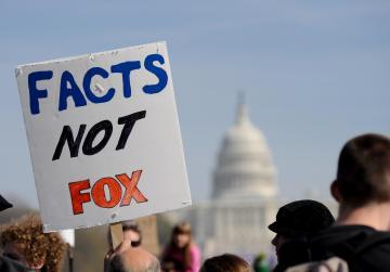 Watch: Fox News faces Hollywood backlash