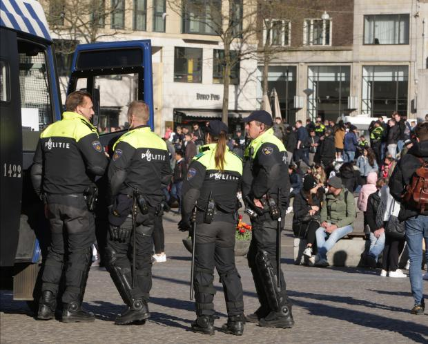 Italy are to expel 54 Ajax fans.