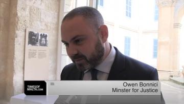 Watch: 'Konrad Mizzi is available to media' – Bonnici | Dr Bonnici insisted his colleague Dr Mizzi had no problem facing the media. Video: Matthew Mirabelli