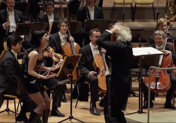 Watch: Simon Rattle and the Berlin Philharmonic (ARTE)