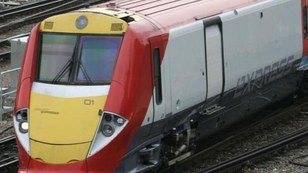 Man dies after being struck by train after leaning out of window