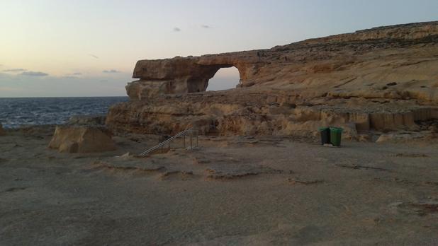 Dwejra, Gozo. Photo: Carmel Saliba