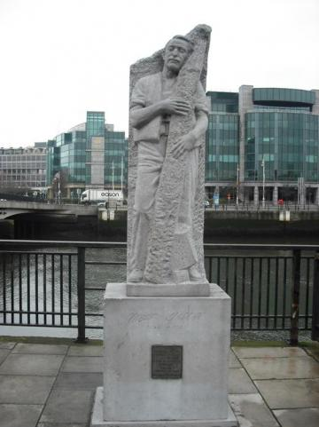 A statue of Matt Talbot in Dublin. Photo: Wikimedia