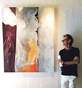 """My art is my life. It never leaves me."" Works from Damian Ebejer's exhibition at Palazzo de Piro in Mdina."