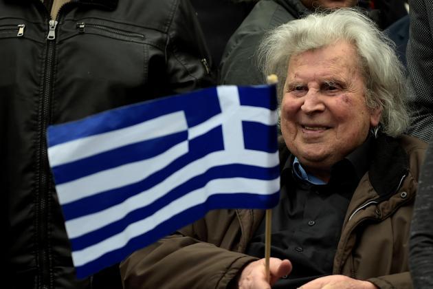 'Zorba the Greek' composer Mikis Theodorakis dies aged 96